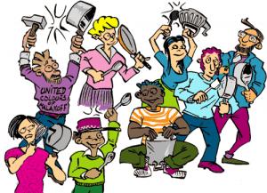 concert de casseroles